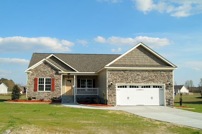 New Construction for Sale - 314 Stillwater Creek Drive Goldsboro NC 27534 - Main View