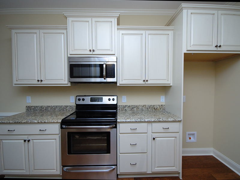 New Construction for Sale - 314 Stillwater Creek Drive Goldsboro NC 27534 - Kitchen