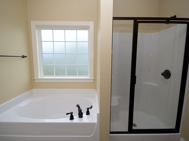 New Construction for Sale - 314 Stillwater Creek Drive Goldsboro NC 27534 - Master Bathroom