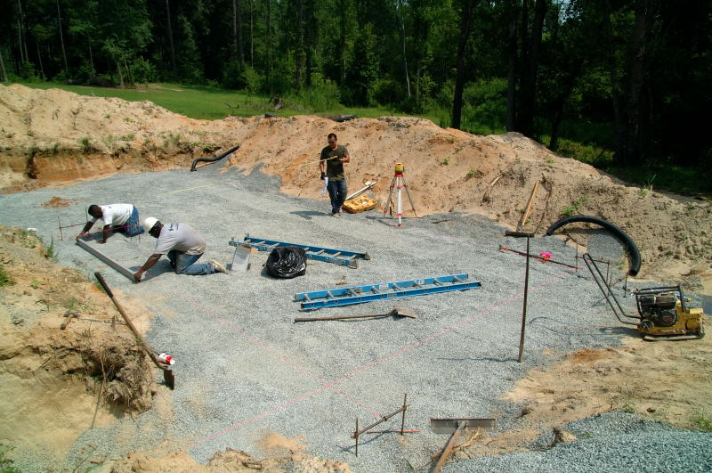 Basement Construction Goldsboro NC - Pic18