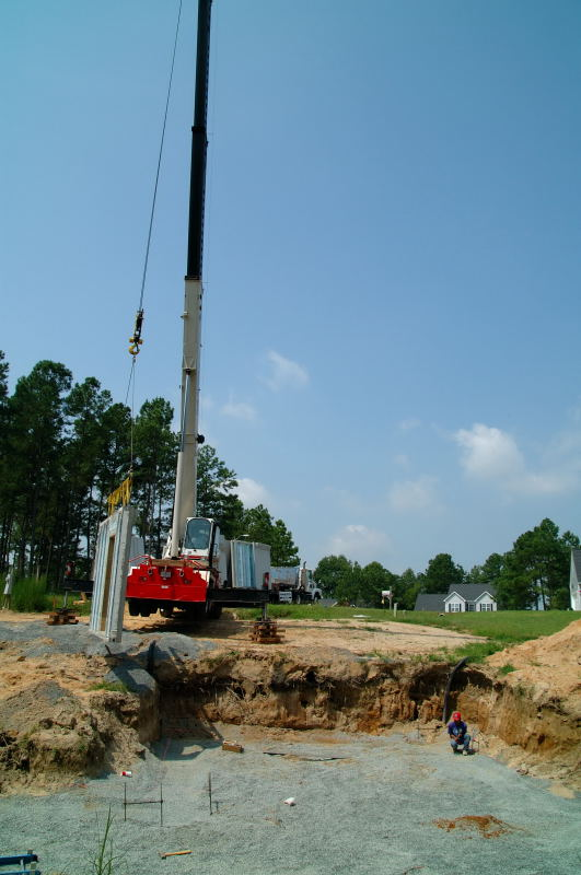 Basement Construction Goldsboro NC - Pic19