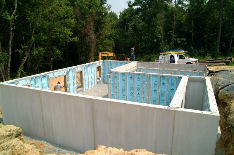 Goldsboro nc basement foundation construction for New construction basement