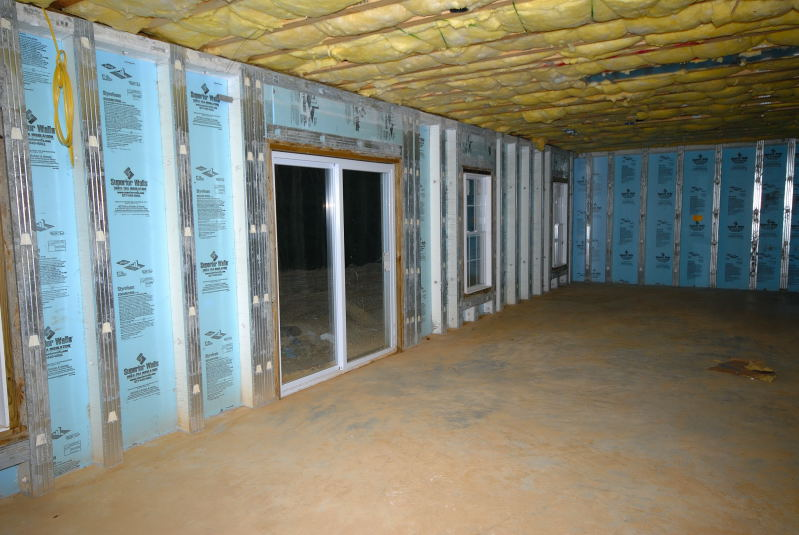 Basement Construction Goldsboro NC - Pic27