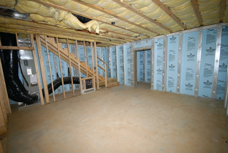 Basement Construction Goldsboro NC - Pic29