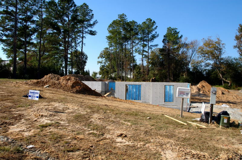 Basement Construction Goldsboro NC - Pic2
