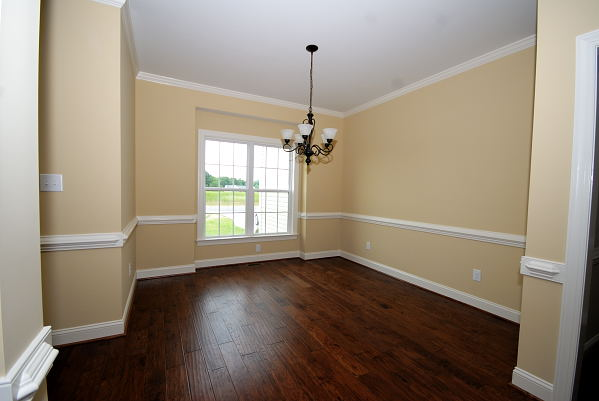 Goldsboro NC New Homes for Sale - 902 Braswell Rd. - Dining Room