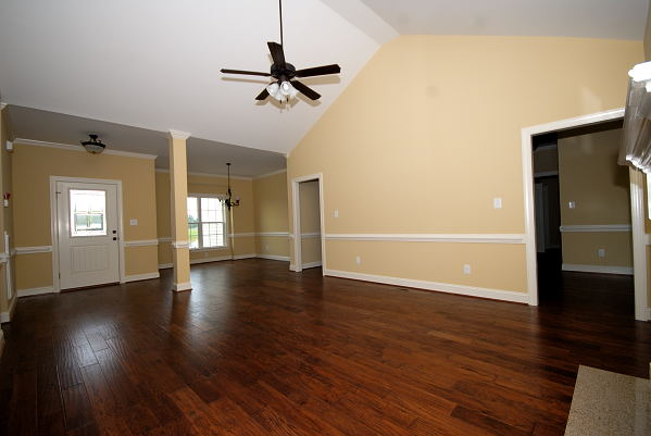 Goldsboro NC New Homes for Sale - 902 Braswell Rd. - Family Room