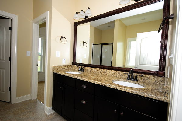 Goldsboro NC New Homes for Sale - 902 Braswell Rd. - Master Bath