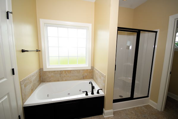 Goldsboro NC New Homes for Sale - 902 Braswell Rd. - Master Bath 2