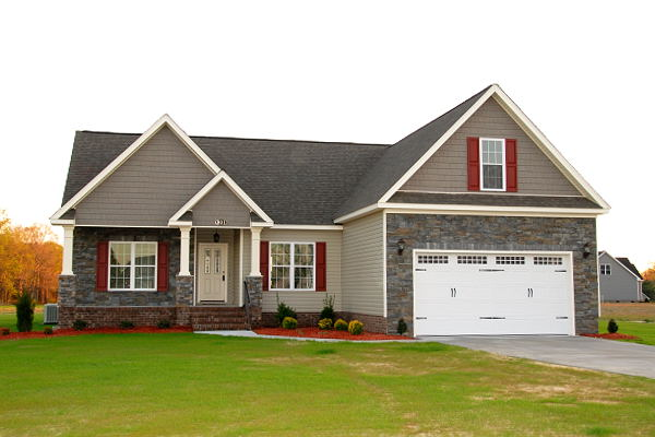 New Construction For Sale   901 Braswell Rd.   Goldsboro NC   Main View