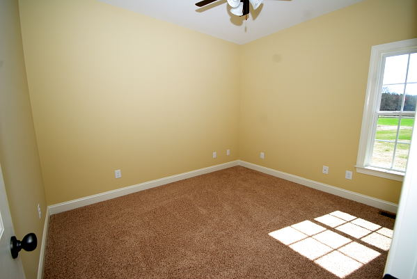New Construction for Sale - 901 Braswell Rd. - Goldsboro NC - Bedroom 2