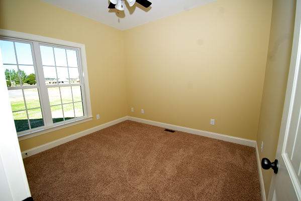 New Construction for Sale - 901 Braswell Rd. - Goldsboro NC - Bedroom 3