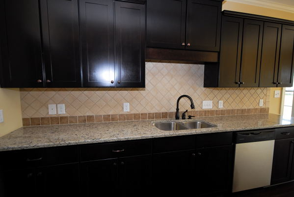 New Construction for Sale - 901 Braswell Rd. - Goldsboro NC - Kitchen