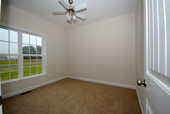 New Construction for Sale - 100 Teresa's Way - Goldsboro NC - Front Bedroom