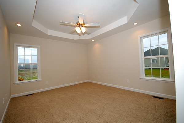 New Construction for Sale - 100 Teresa's Way - Goldsboro NC - Master Bedroom