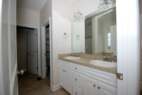 New Construction for Sale - 100 Teresa's Way - Goldsboro NC - Master Bath 1