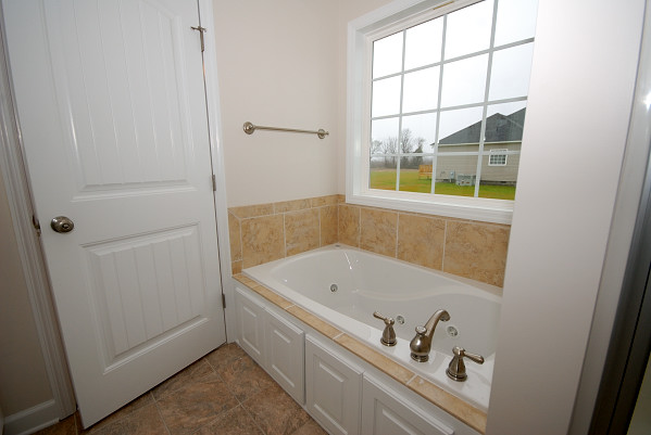 New Construction for Sale - 100 Teresa's Way - Goldsboro NC - Master Bath 2