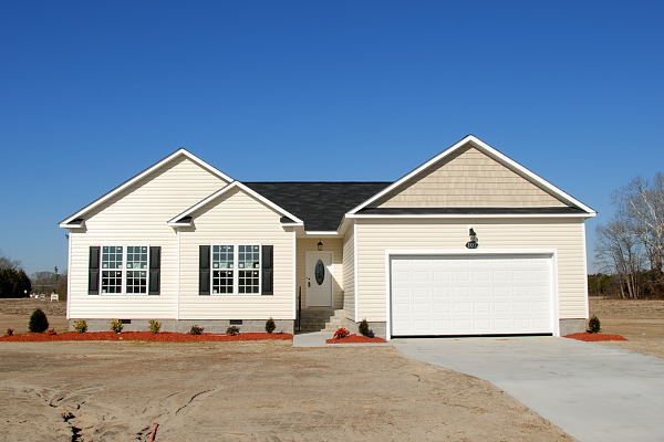 New Construction for Sale - 102 Amanda's Way - Goldsboro NC - Main View