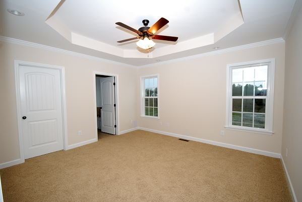 New Homes for Sale - Goldsboro NC - Master Bedroom