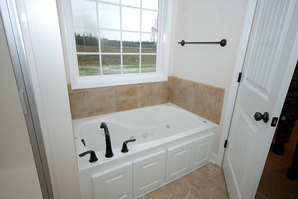 New Homes for Sale - Goldsboro NC - Master Bathroom