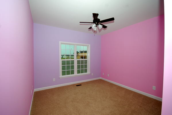 New Home Construction - Goldsboro NC - Bedroom