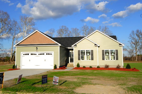 New Home - 205 Laurel Dr. Goldsboro NC