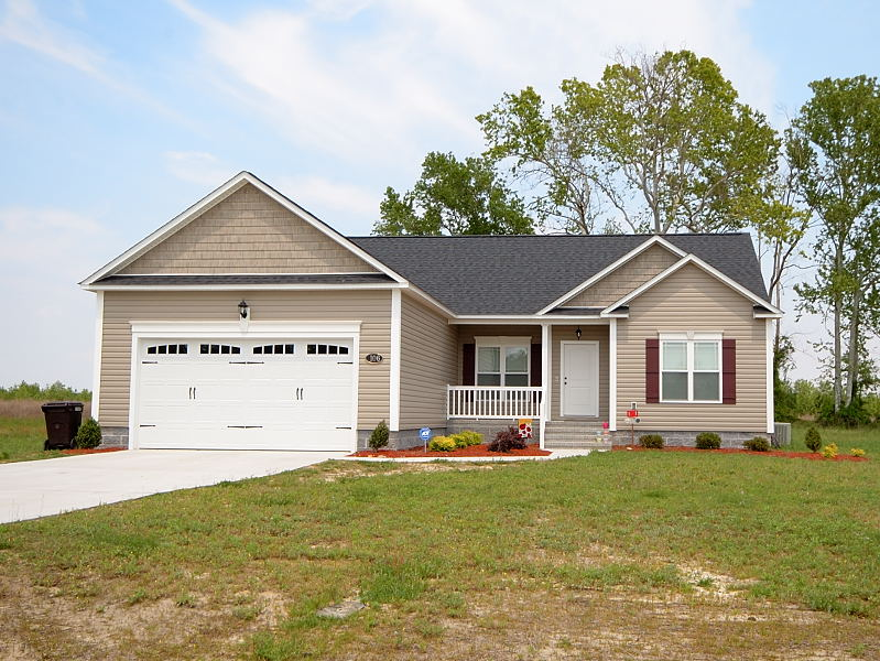 New construction homes for sale goldsboro nc lot 21 for Building a house in nc