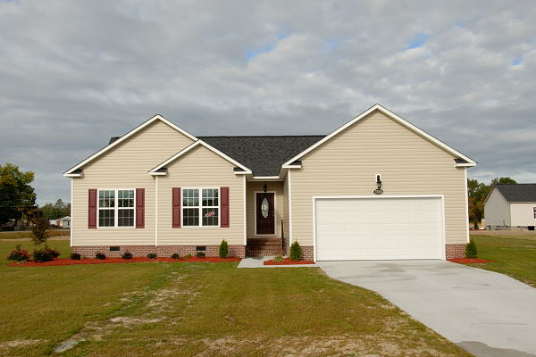 New Homes for Sale - Goldsboro NC - 100 Teresa's Way - Main View