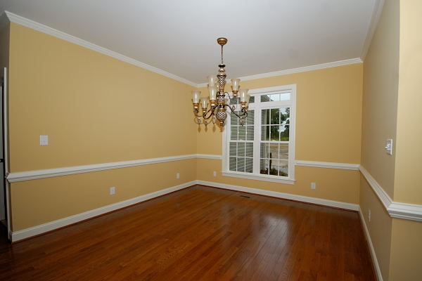 Goldsboro NC New Homes for Sale - 205 Laurel Dr. - Dining Room