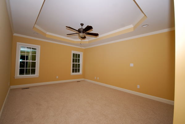 Goldsboro NC New Homes for Sale - 205 Laurel Dr. - Master Bedroom