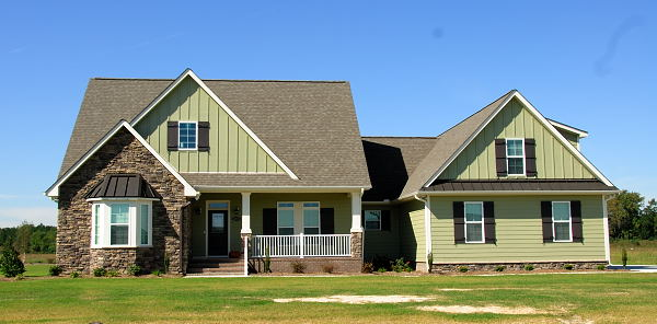 New Home for Sale - 403 Ashland Dr. Goldsboro NC - Main View