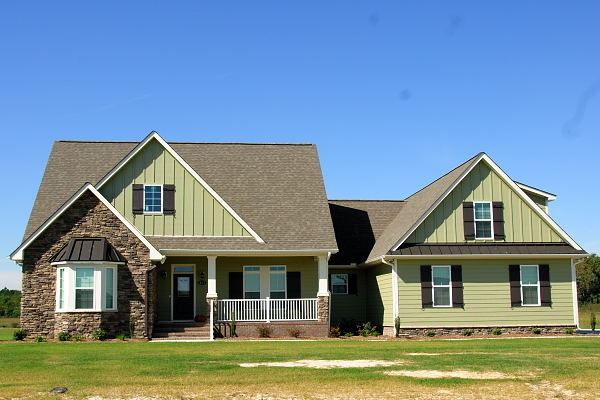 New Home - 403 Ashland Dr. Goldsboro NC