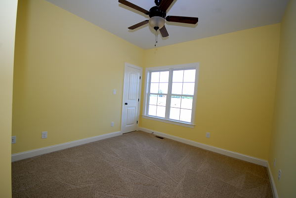 New Home Construction - 403 Ashland Dr. Goldsboro NC - Bedroom 3