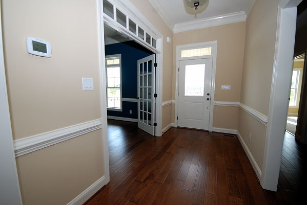 New Homes for Sale - 403 Ashland Dr. Goldsboro NC - Foyer