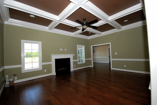 New Homes for Sale - 403 Ashland Dr. Goldsboro NC - Family Room