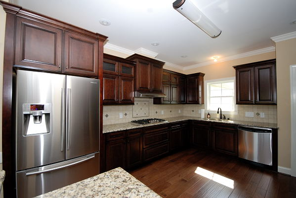 New Homes for Sale - 403 Ashland Dr. Goldsboro NC - Kitchen 1