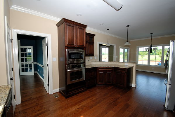 New Homes for Sale - 403 Ashland Dr. Goldsboro NC - Kitchen 2