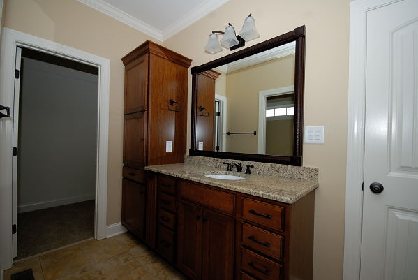 New Homes for Sale - 403 Ashland Dr. Goldsboro NC - Master Bath 2