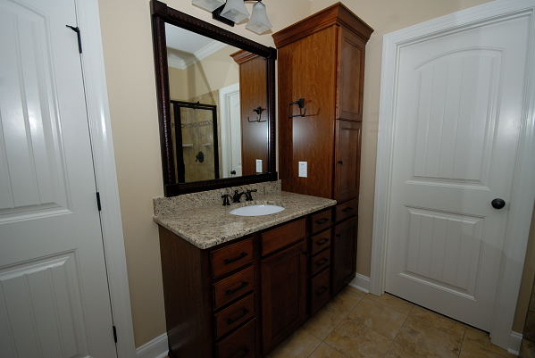 New Homes for Sale - 403 Ashland Dr. Goldsboro NC - Master Bath 3