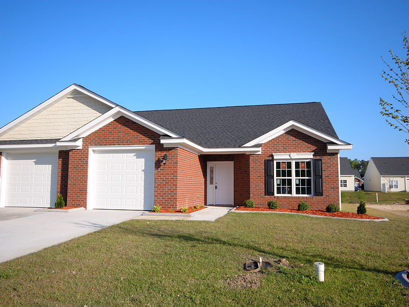 New Construction for Sale - 147 Oxford Dr. - Goldsboro NC - Main View
